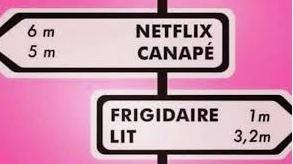 canapé frigidaire